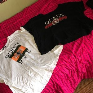 Charlotte Russe Plus Size Tops
